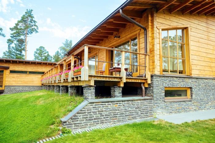 pourquoi plus de gens optent pour une maison en bois